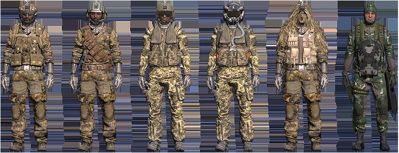 Ttp3 Basic Infantry