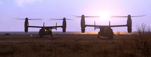 TTP3 - Air Vehicles